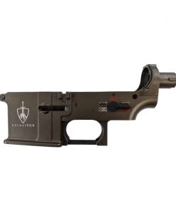 arthurian airsoft excalibur mordred lower receiver 416 style - sandstone