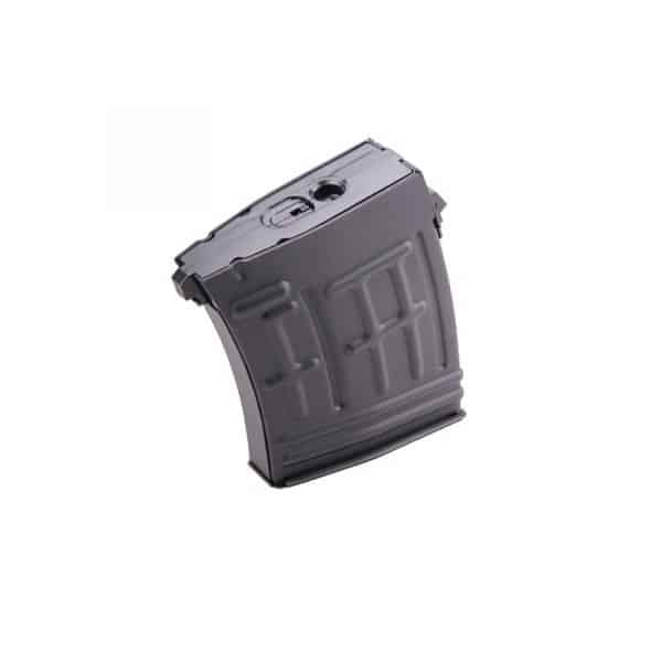 cyma svd magazine 80 rounds for cm057 airsoft sniper rifle