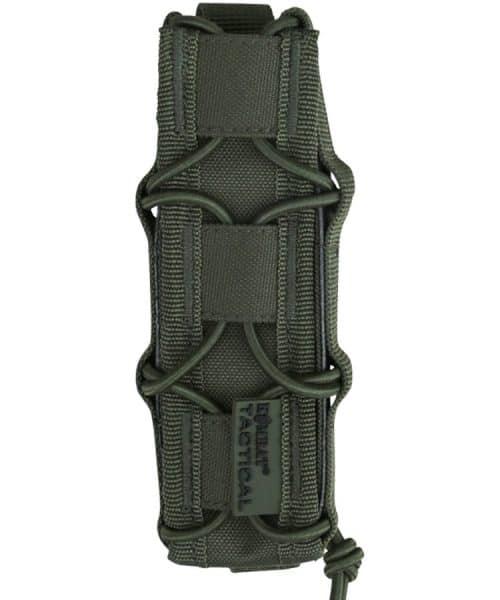 kombat uk extended pistol magazine pouch olive