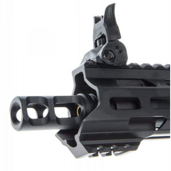 KWA QRF MOD 1 airsoft 9mm SMG front