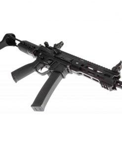 KWA QRF MOD 1 airsoft 9mm SMG angle