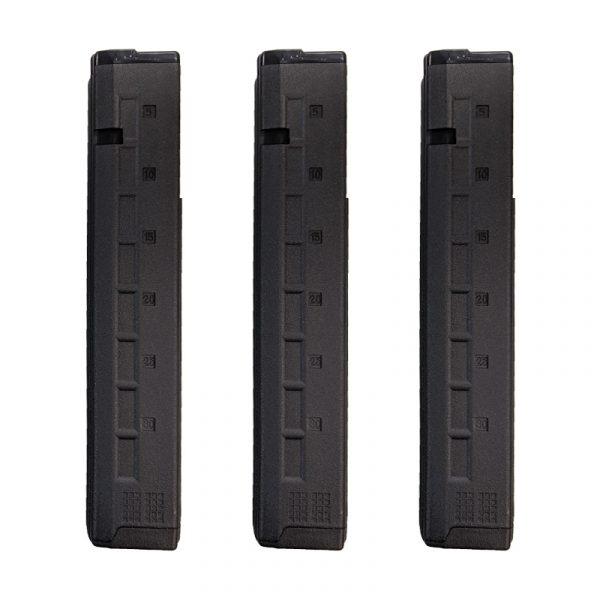 KWA QRF MOD 3 magazines 3 pack 80 rounds