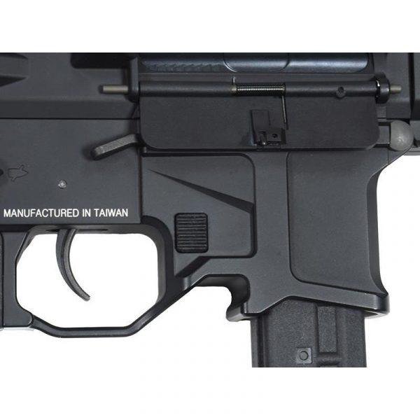 KWA QRF MOD 3 airsoft 9mm SMG close right