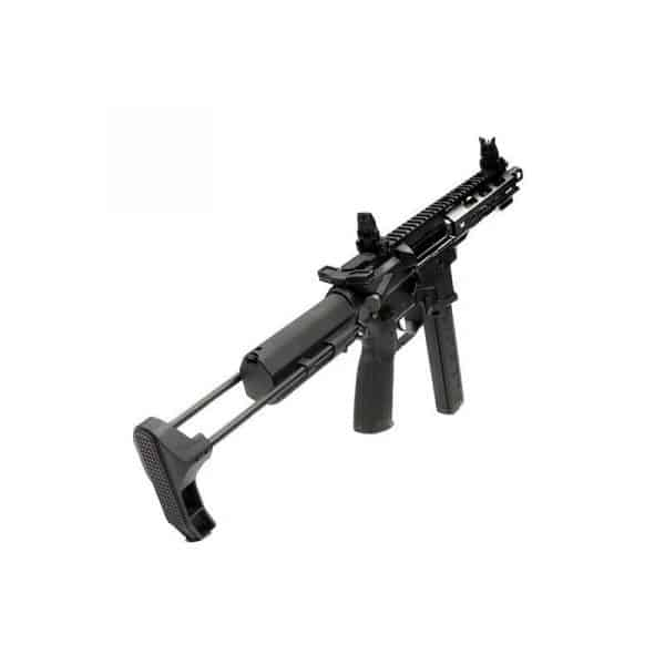 KWA QRF MOD 3 airsoft 9mm SMG top