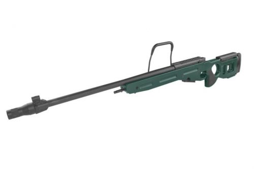 specna arms core sv-98 airsoft sniper rifle russian green 6