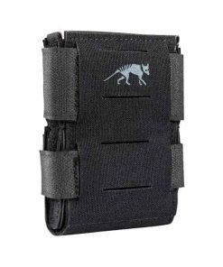 tasmanian tiger low profile multi-calibre magazine pouch - black