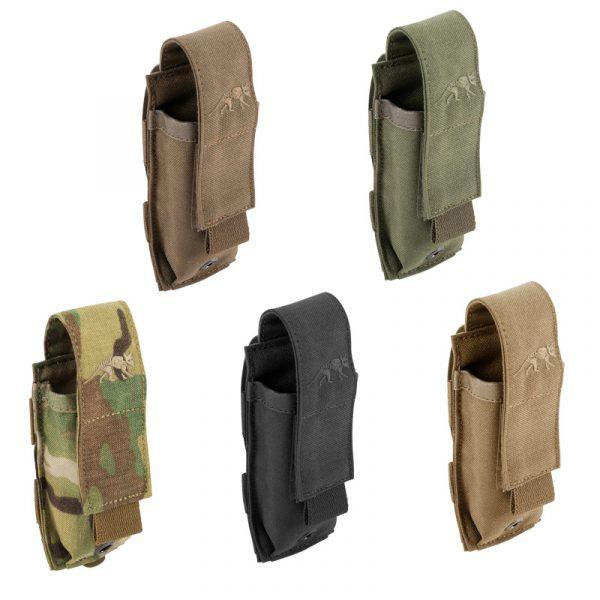 tasmanian tiger single pistol magazine pouch - all