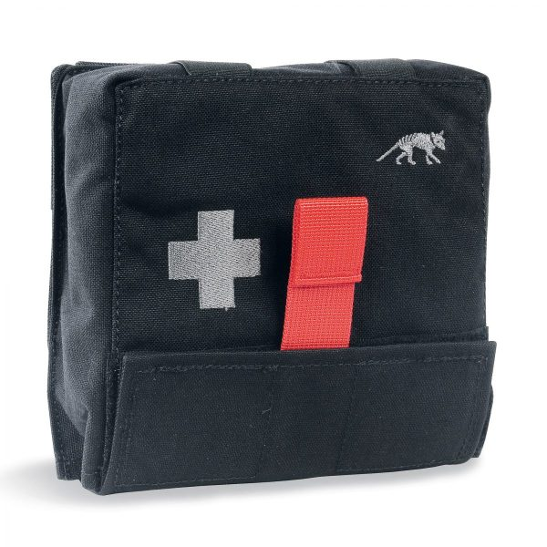 tasmanian tiger small ifak pouch black