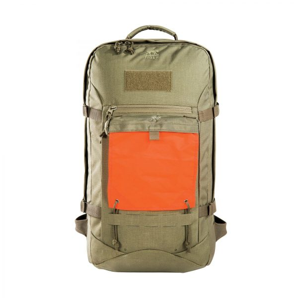 tasmanian tiger tac orange marker - khaki open