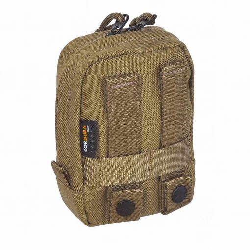 tasmanian tiger vertical tac pouch 1 - khaki