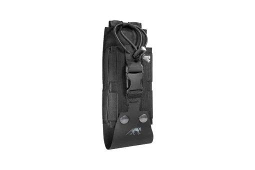 tasmanian tiger radio pouch 2 mkii - black