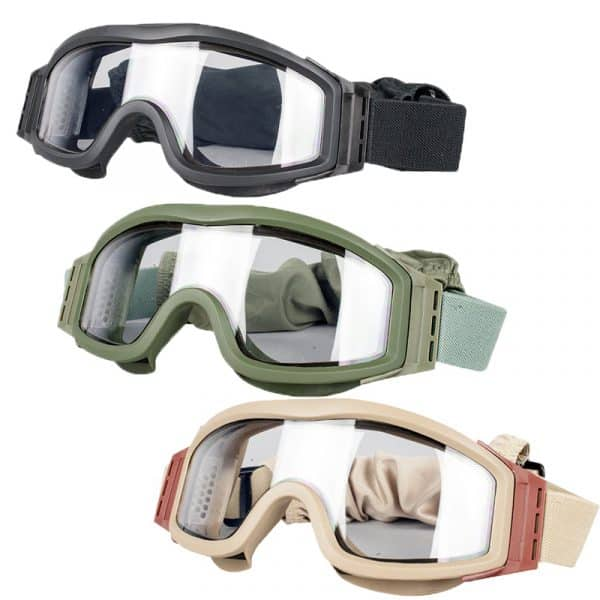 valken tango thermal airsoft goggles all