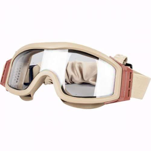 valken tango thermal airsoft goggles tan