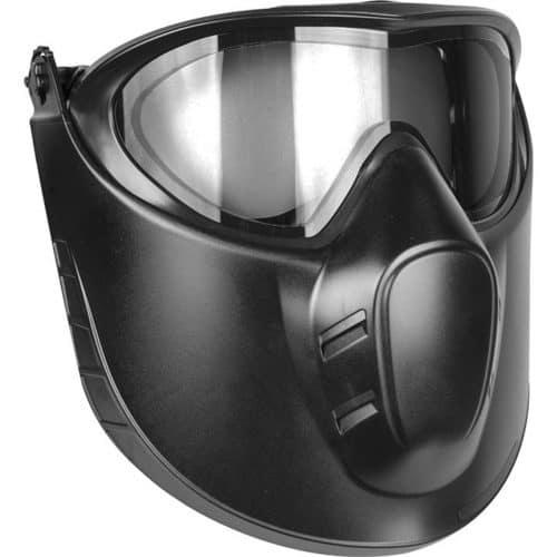 valken vsm thermal airsoft goggle mask black