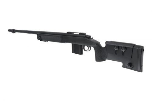 well mb4416a airsoft sniper rifle m40 4