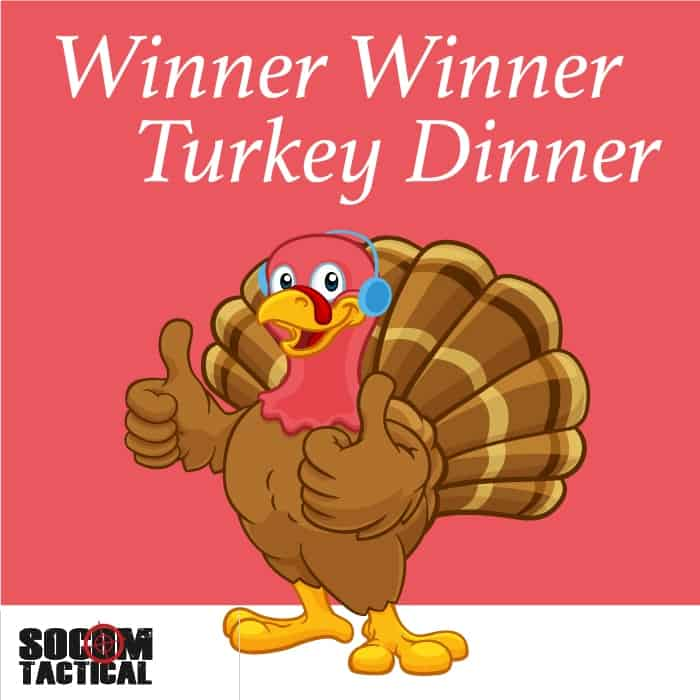 winner turkey dinner done Win a £100 Mystery Box