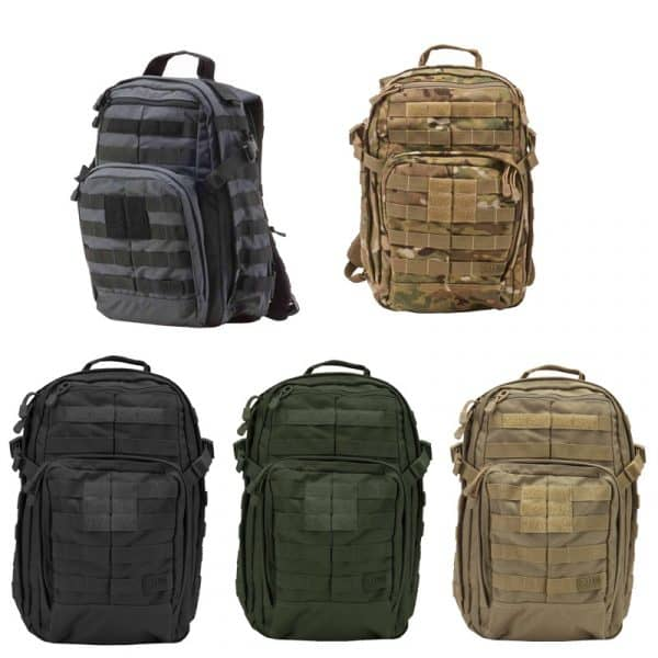 5.11 tactical rush 12 backpack travel bag
