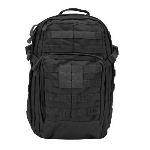 5.11 tactical rush 12 backpack travel bag black