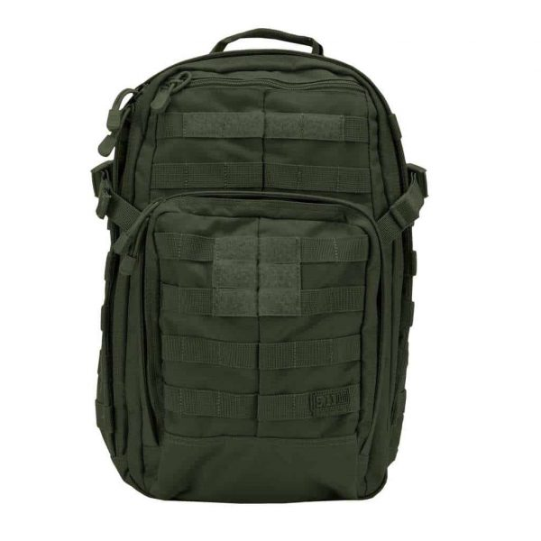 5.11 tactical rush 12 backpack travel bag olive