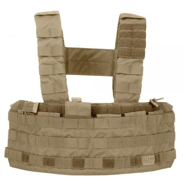 5.11 tactical tactec chest rig sandstone