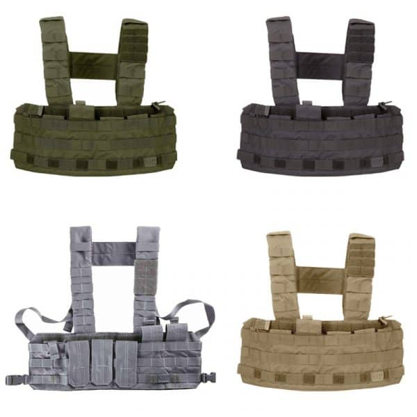 5.11 tactical tactec chest rig molle chest rig all