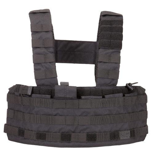 5.11 tactical tactec chest rig black