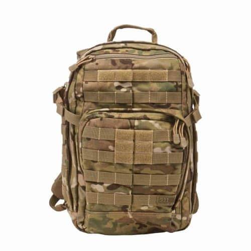 5.11 tactical rush 12 backpack travel bag multicam