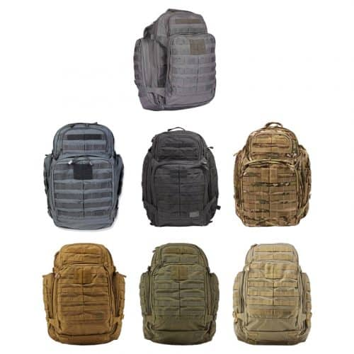 5.11 rush 72 backpack all