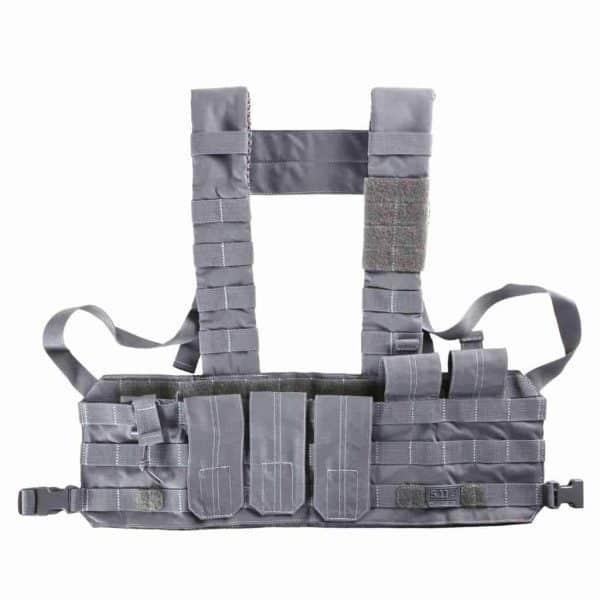 5.11 tactical tactec chest rig storm grey