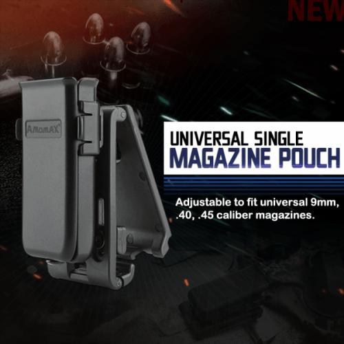 amomax universal pistol magazine pouch 2