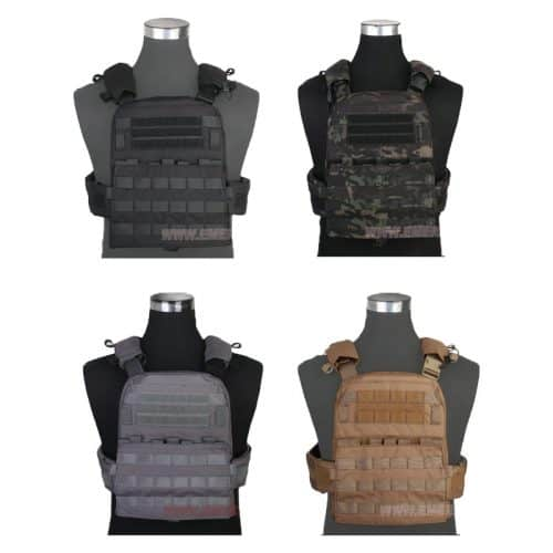 emerson gear heavy duty avs vest adaptive plate carrier all