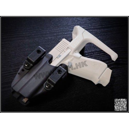 emerson gear flx g17 stock and holster set black 11