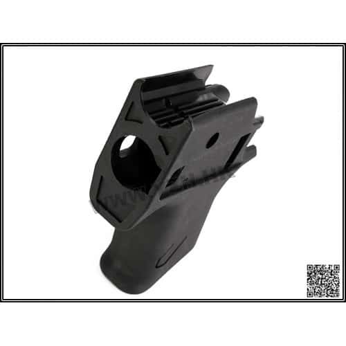 emerson gear flx g17 stock and holster set black 6