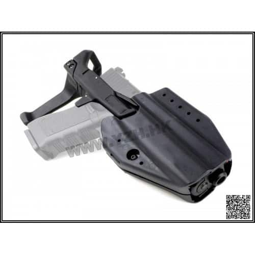 emerson gear flx g17 stock and holster set black 8