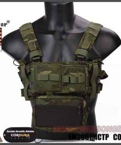 emerson gear micro fight chest rig multicam tropic