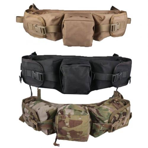 emerson gear sniper utility belt all