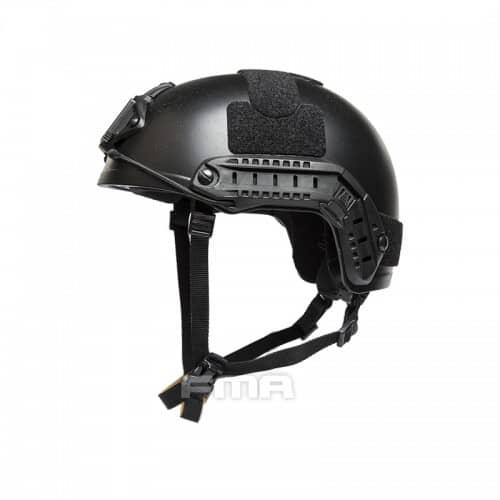 fma fast helmet heavy version black