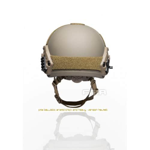 fma fast helmet heavy version 6
