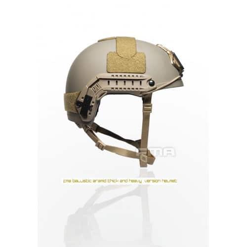 fma fast helmet heavy version 4