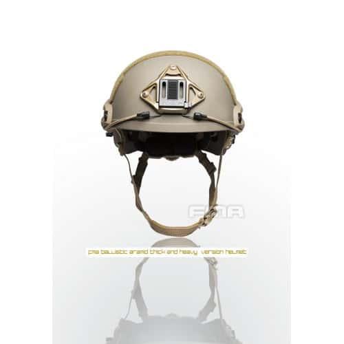 fma fast helmet heavy version 3
