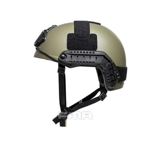 fma fast helmet heavy version ranger green