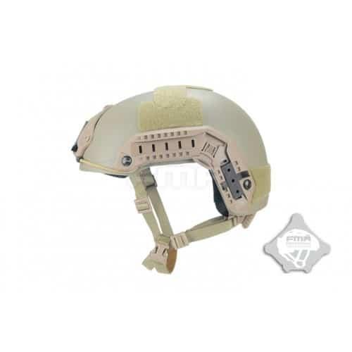 fma fast helmet carbon fibre version dark earth 1