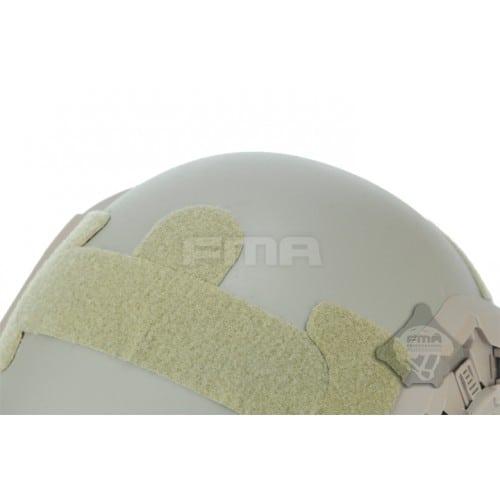 fma fast helmet carbon fibre version dark earth 5