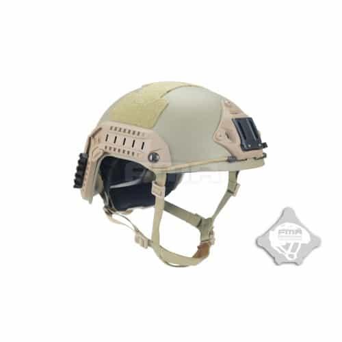 fma fast helmet carbon fibre version dark earth 10