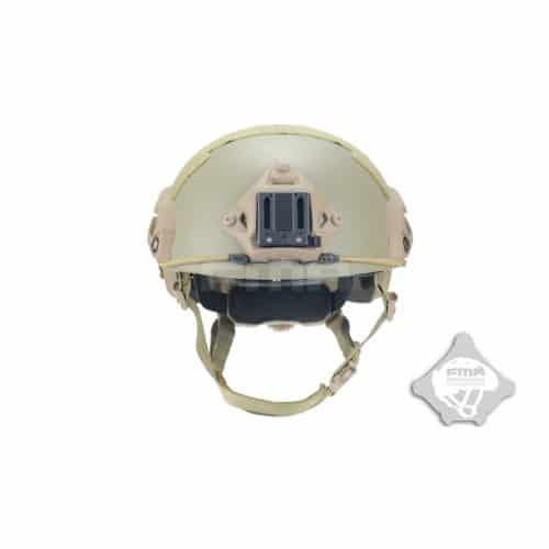 fma fast helmet carbon fibre version dark earth 9