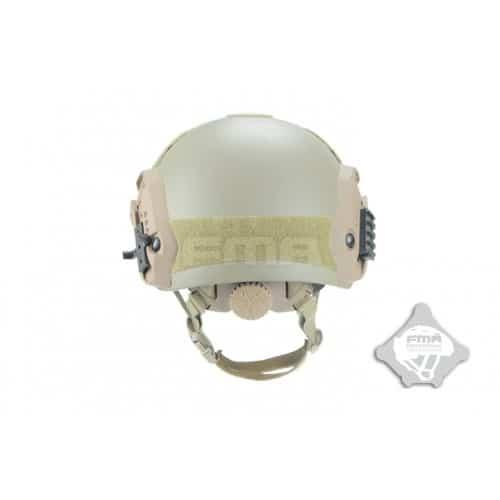 fma fast helmet carbon fibre version dark earth 8