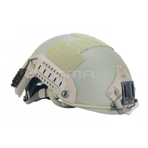 fma fast helmet carbon fibre version dark earth 6