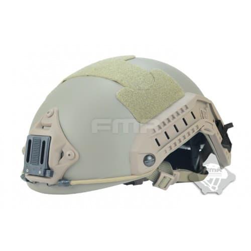 fma fast helmet carbon fibre version dark earth 7
