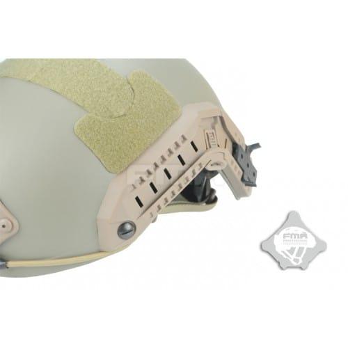 fma fast helmet carbon fibre version dark earth 11