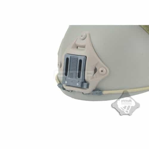 fma fast helmet carbon fibre version dark earth 13